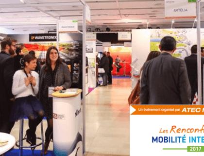 Retour sur le succès des Rencontres de la Mobilité Intelligente 2017