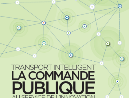 Parution du guide « Transports intelligents, la commande publique au service de l'innovation »