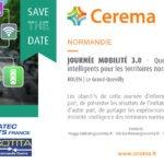 Journée Mobilité 3.0 –  Quels systèmes de Transports Intelligents pour les territoires normands ?